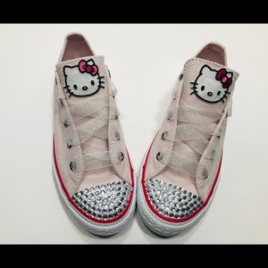 New Barely Rose Converse